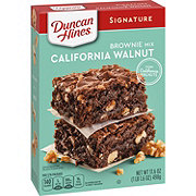 Duncan Hines Decadent Walnut Brownie Mix