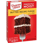 Duncan Hines Moist Butter Recipe Fudge Cake Mix