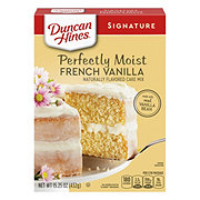Duncan Hines Moist French Vanilla Premium Cake Mix