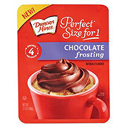 Duncan Hines Perfect Size For 1 Chocolate Frosting