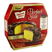 Duncan Hines Perfect Size Golden Fudge Cake Mix