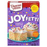 Duncan Hines Signature Premium Confetti Cupcake Mix