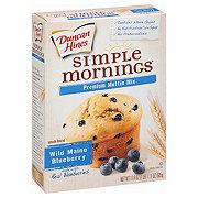 Duncan Hines Wild Maine Blueberry Premium  Muffin Mix