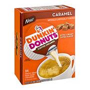 Dunkin' Donuts Caramel Liquid Coffee Creamer Singles