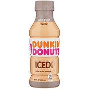 Dunkin' Donuts Cookies & Cream Iced Coffee