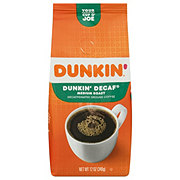 Dunkin' Donuts Dunkin' Decaf Medium Roast Ground Coffee