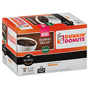 Dunkin' Donuts Dunkin' Decaf Single Serve Coffee K Cups
