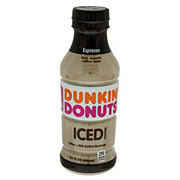 Dunkin' Donuts Espresso Iced Coffee