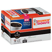 Dunkin' Donuts French Vanilla Single Serve Coffee K Cups