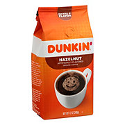 Dunkin' Donuts Hazelnut Medium Roast Ground Coffee