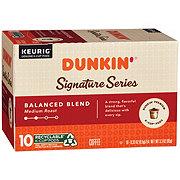 Dunkin' Donuts Signature Series Balanced Blend Single Serve Coffee K Cups