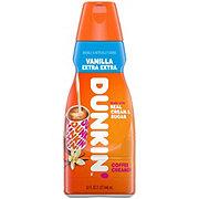 Dunkin' Donuts Vanilla Liquid Coffee Creamer
