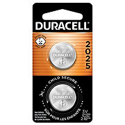 Duracell Coin Lithium 2025 3V Batteries