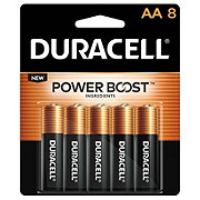 Duracell Coppertop Alkaline AA Batteries