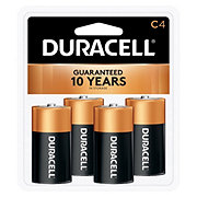 Duracell Coppertop Alkaline C Batteries