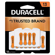 Duracell Easy Tab Hearing Aid Size 13 Duralock Batteries