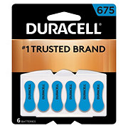 Duracell Hearing Aid Size 675 Batteries