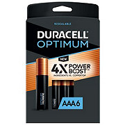 Duracell Optimum Alkaline AAABatteries