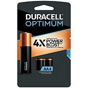 Duracell Optimum AlkalineAABatteries