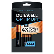 Duracell Optimum AlkalineAAABatteries