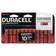 Duracell Quantum Alkaline Hi-Density Core AA Batteries