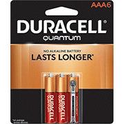 Duracell Quantum Alkaline Hi-Density Core AAA Batteries