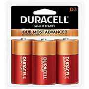 Duracell Quantum D Battery