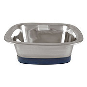 Durapet Medium Stainless Steel Square Bowl