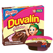 Duvalin Bi Sabor Strawberry And Vanilla Flavored Candy