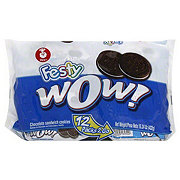 Dux Festy Wow! Chocolate Sandwich Cookies