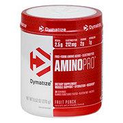 Dymatize Amino Pro Endurance Amplifier, Fruit Punch