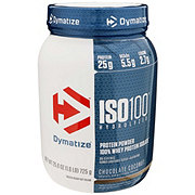 Dymatize ISO100 Chocolate Coconut Protein Powder