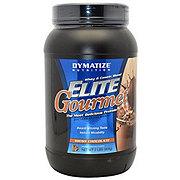 Dymatize Nutrition Elite Gourmet Swiss Chocolate Protein Dietary Supplement