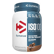 Dymatize Nutrition ISO-100 Chocolate 100% Hydrolized Whey Protein Isolate
