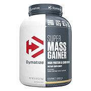 Dymatize Super Mass Gainer, Gourmet Vanilla