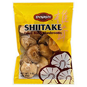 Dynasty Shiitake Dried Black Mushrooms