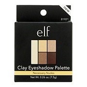 e.l.f. Clay Eyeshadow Palette Necessary Nudes