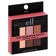 e.l.f. Clay Eyeshadow Palette Saturday Sunsets