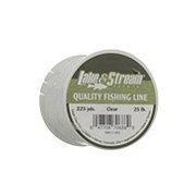 Eagle Claw Lake & Stream Clear Fishing Line 25lb 225yds