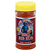 Earl Campbell's BBQ Rib Rub