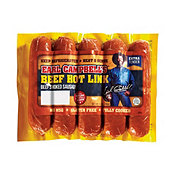 Earl Campbell's Beef Hot Links