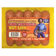 Earl Campbell's Hot Links