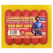 Earl Campbell's Red Hot Links