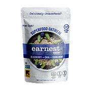 Earnest Eats Hot & Fit Superfood Blueberry Chia Cereal