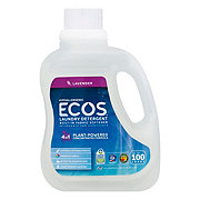 Earth Friendly ECOS 2X Ultra HE Laundry Detergent with Fabric Softener Lavender