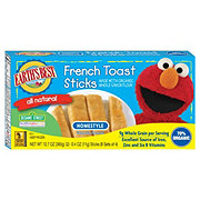 Earth's Best All Natural Homestyle French Toast Sticks