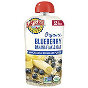 Earth's Best Organic Blueberry Banana Pouch