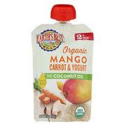 Earth's Best Organic Organic Mango Carrot Yogurt / Coconut Oil
