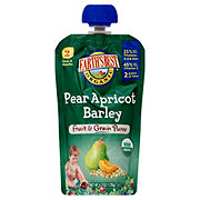 Earth's Best Organic Pear Apricot Barley Pouch