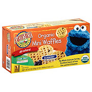 Earth's Best Organic Sesame Street Blueberry Mini Waffles